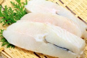 白身魚 ドッグフード